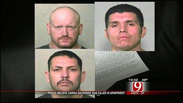 Investigators Piecing Together Saunders' Torture, Murder