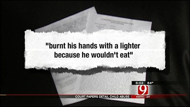 Chickasha Woman's Parental Rights At Stake In Abuse Case