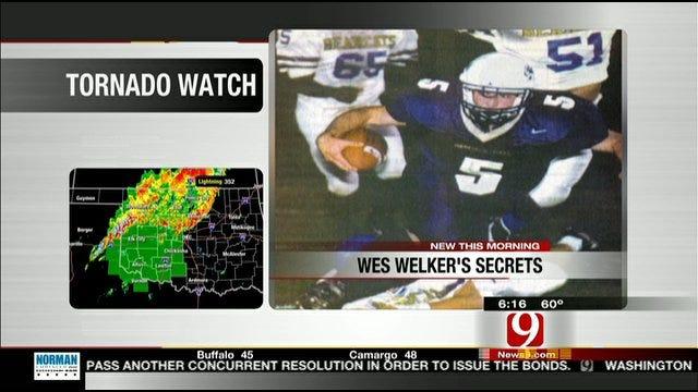 Wes Welker: Football Star And Class Clown?