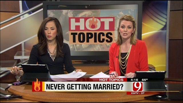 Hot Topics: People Don't Want To Marry