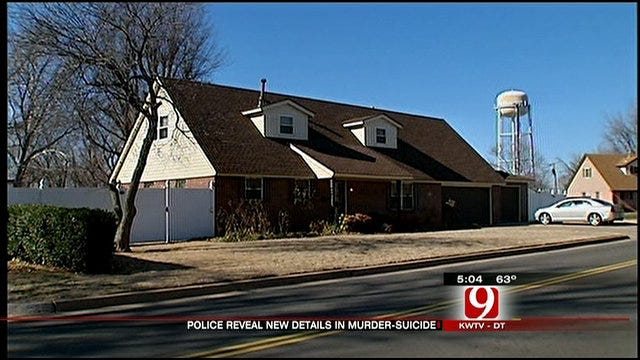 Details Released In Del City Murder-Suicide