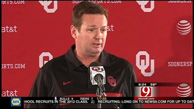 Sooners Are Happy With 25 Signees
