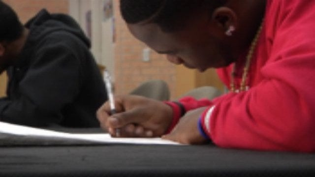 Norman High School Hosts Signing Day Ceremony