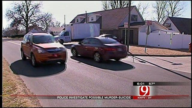 Police Investigate Possible Murder-Suicide In Del City