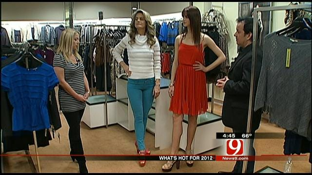 Styling Oklahoma's Own: What's Hot In 2012