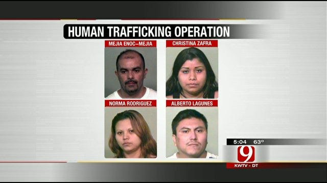 Human Trafficking Operation Busted In OKC, Help To Prostitutes