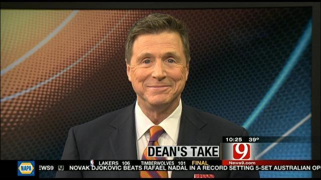 Dean's Take: Feisty Dave Sittler