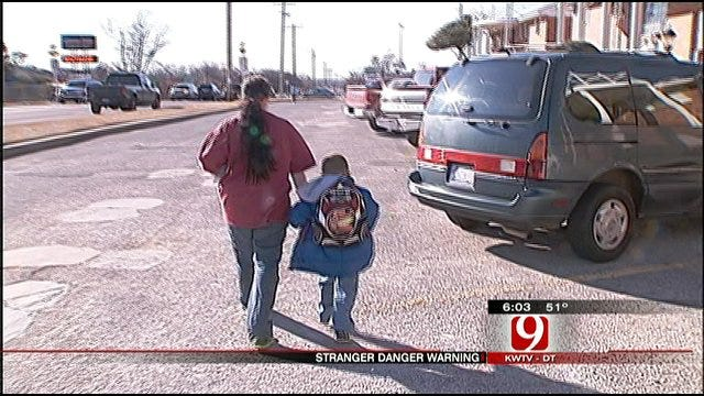 Bethany Elementary School Students Learn About Stranger Danger