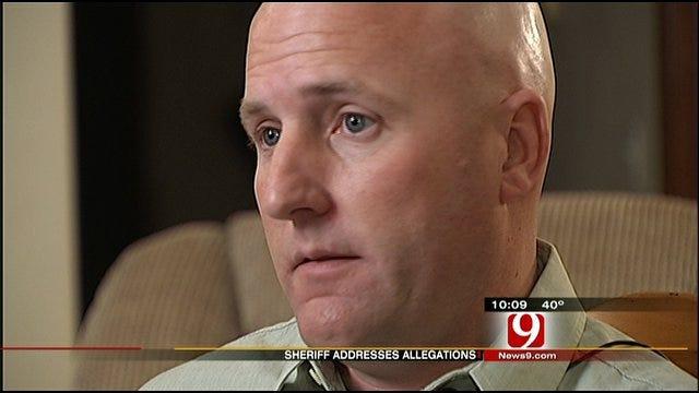 Sheriff Disputes Grady County Deputy's Version Of Firing