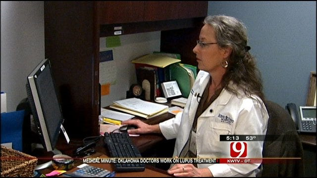 Medical Minute: New Treatment For Lupus