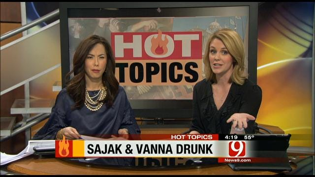 Thursday's Hot Topics: Obesity & Bullies, Pay Sayjak & Margaritas