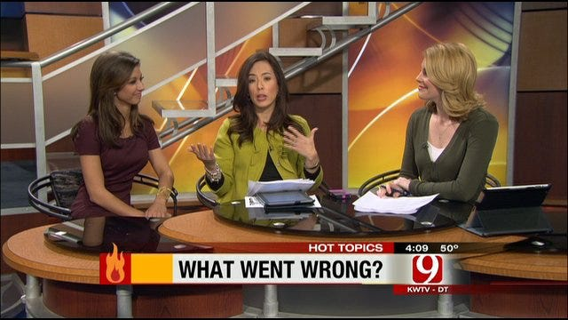 Wednesday's Hot Topics: What Went Wrong App, Couch Potato App