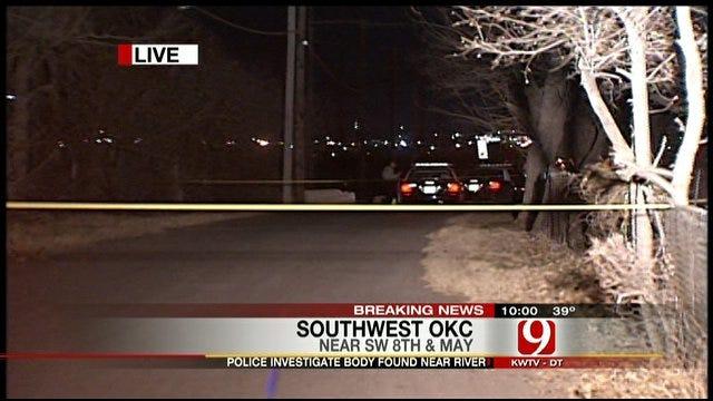Police Investigate Homicide In Southwest OKC