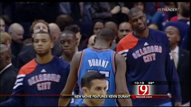 Hollywood Movie Featuring Kevin Durant To Be Filmed In OKC