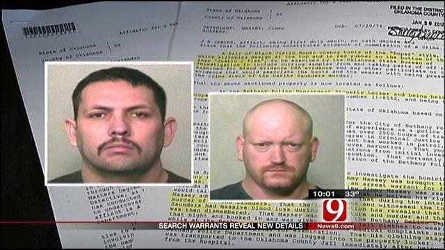 Saunders Murder Suspect Fingers Possible Mastermind