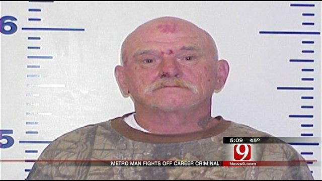 Guthrie Man Catches, Beats Suspected Thief