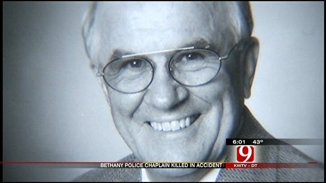 Bethany Mourns Loss Of Police Chaplain
