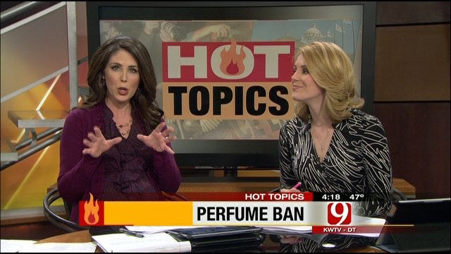 Friday's Hot Topics: Tattoo For 10-Year-Old, Perfume Ban, Wahlberg Sorry