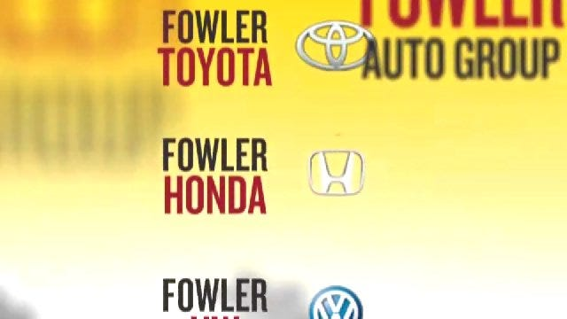 Fowler Auto Group: Happy New Year