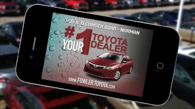 Fowler Toyota: Be Smart With Your Money - Ver. 2