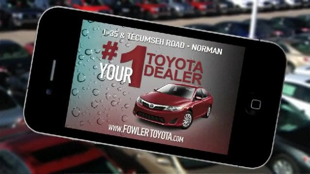 Fowler Toyota: Be Smart With Your Money - Ver. 1