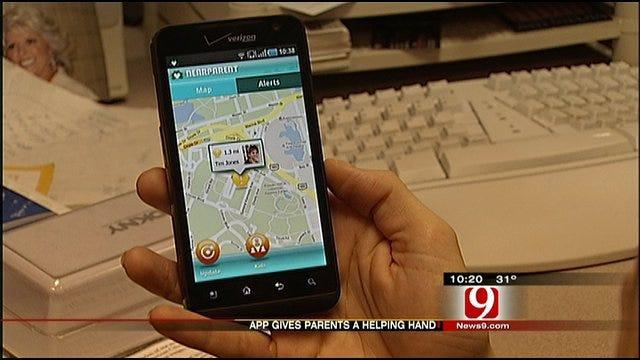 App Makes Keeping Kids Safe Easier