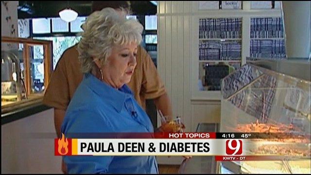 Hot Topics: More On Paula Deen And Diabetes