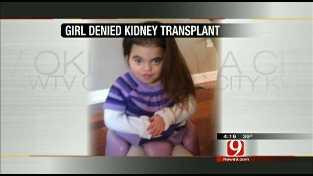 Hot Topics: Philadelphia Girl Needs Kidney Transplant