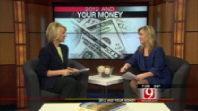 2012 New Year's Money Resolutions