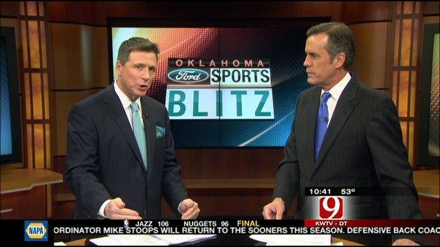 Sports Blitz Breaks Down Venables Situation