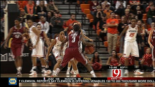 Women's Bedlam Basketball Recap