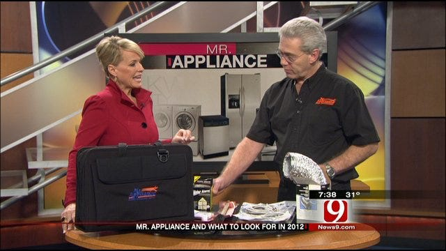 Mr. Appliance Talks To News 9 About Appliance Safety