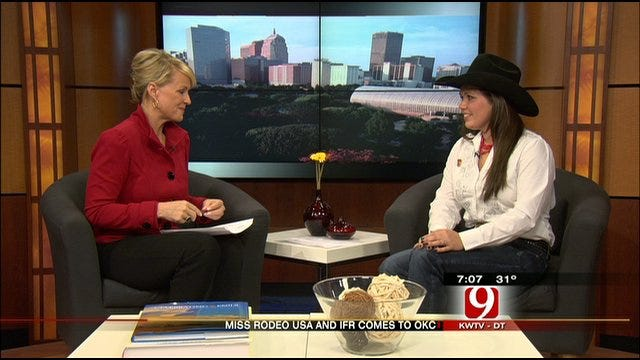 Miss Rodeo U.S.A. Talks About International Finals Rodeo