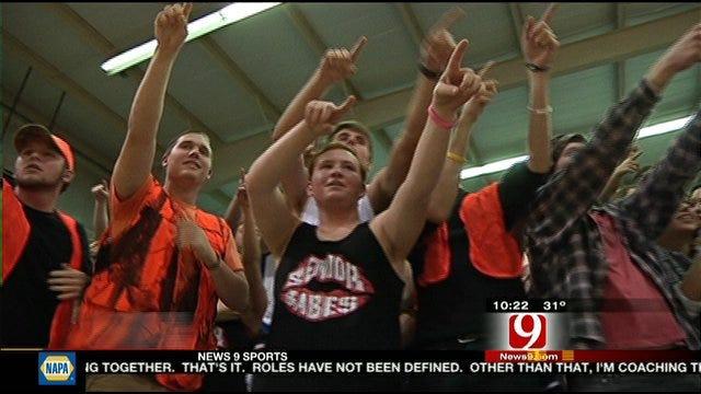 Douglass, Deer Creek Boys Pick Up Wins