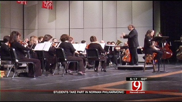 Norman Philharmonic Gears Up For Inaugural Concert