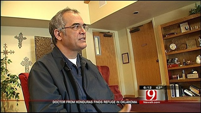 Honduran Doctor Relies On Generosity Of Oklahomans