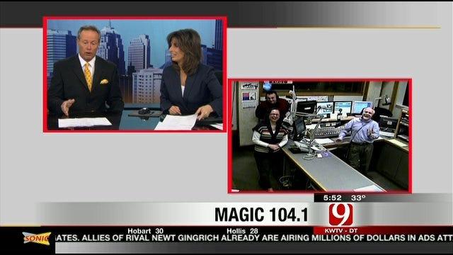 Magic 104 Wednesday: New BCS Rankings
