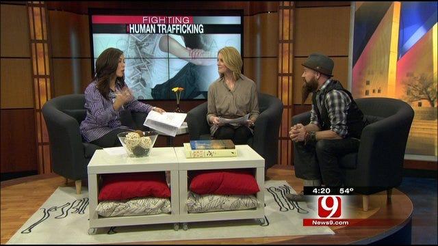 Christian Music Artist Talks To News 9 About Human Trafficking