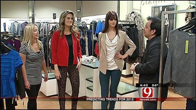 Styling Oklahoma's Own: Trends For 2012