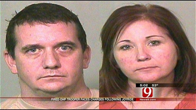 Former OK Highway Patrol Trooper Accused Of Indecent Exposure