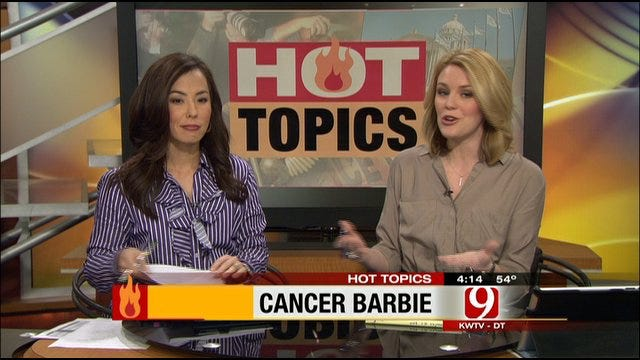 Hot Topics: Cancer Barbie