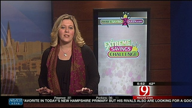 Money Saving Queen: Extreme Saving Challenge