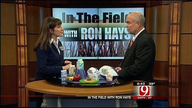 In The Field: Oklahoma Dairy And School Breakfast In 2012