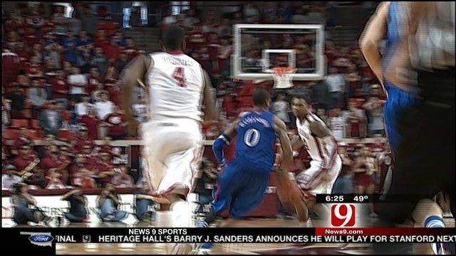 OU - Kansas Highlights