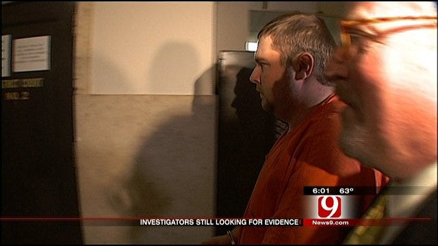 More Evidence Sought In Blanchard Shooting