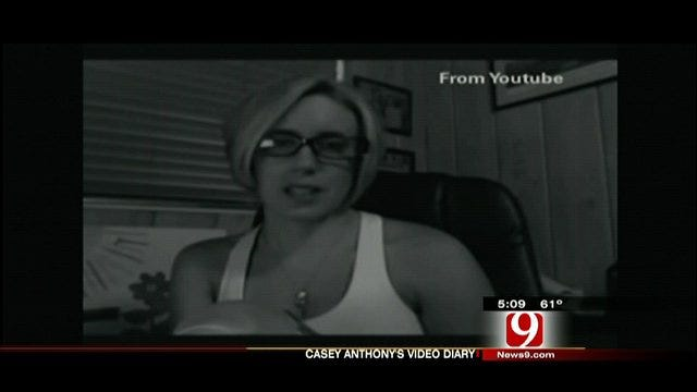 Casey Anthony Releases New Video Diary
