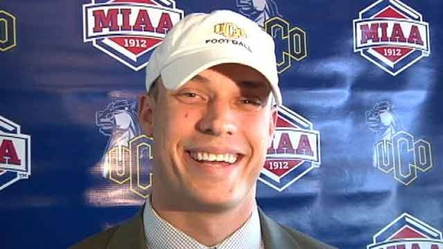 Nick Bobeck Named Head Football Coach At UCO