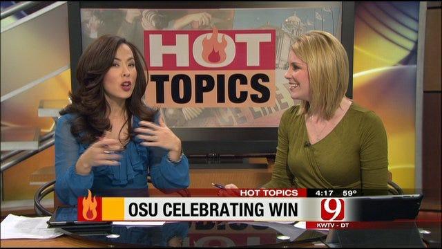 Hot Topics: OSU's Big Win In Fiesta Bowl