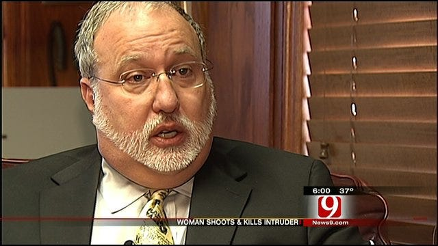 Attorney: Blanchard Mother Has The Right To Shoot Intruder