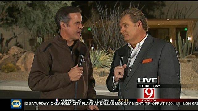 OSU Fans Invade Hotels In Fiesta Bowl Vicinity